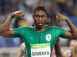 """Der Sport-Tag: 17:01 Fall Semenya: Neue """"Testosteron-Regel"""" kommt"""