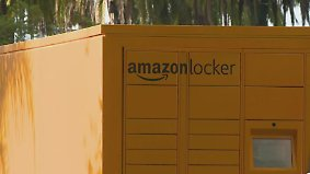 Paket abholen beim Tankstopp: Amazon verbündet sich mit Shell