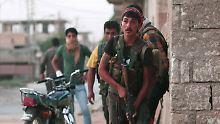 Kampf in Syriens Nordosten eskaliert: In Hassaka kommen sich alle gefährlich nah