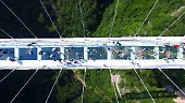 Spektakuläre Aussichten: China hat die längste Glasbrücke der Welt