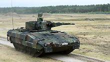 Gegen den globalen Trend: Deutsche Waffenschmieden verkaufen mehr