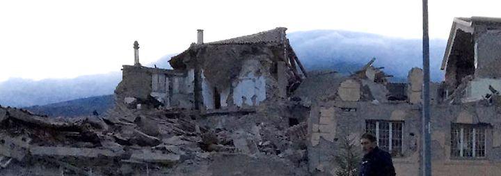 Auch in Rom zu spüren: Schweres Erdbeben erschüttert Italien