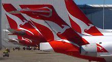 Das Känguru springt hoch: Qantas schafft Rekordgewinn
