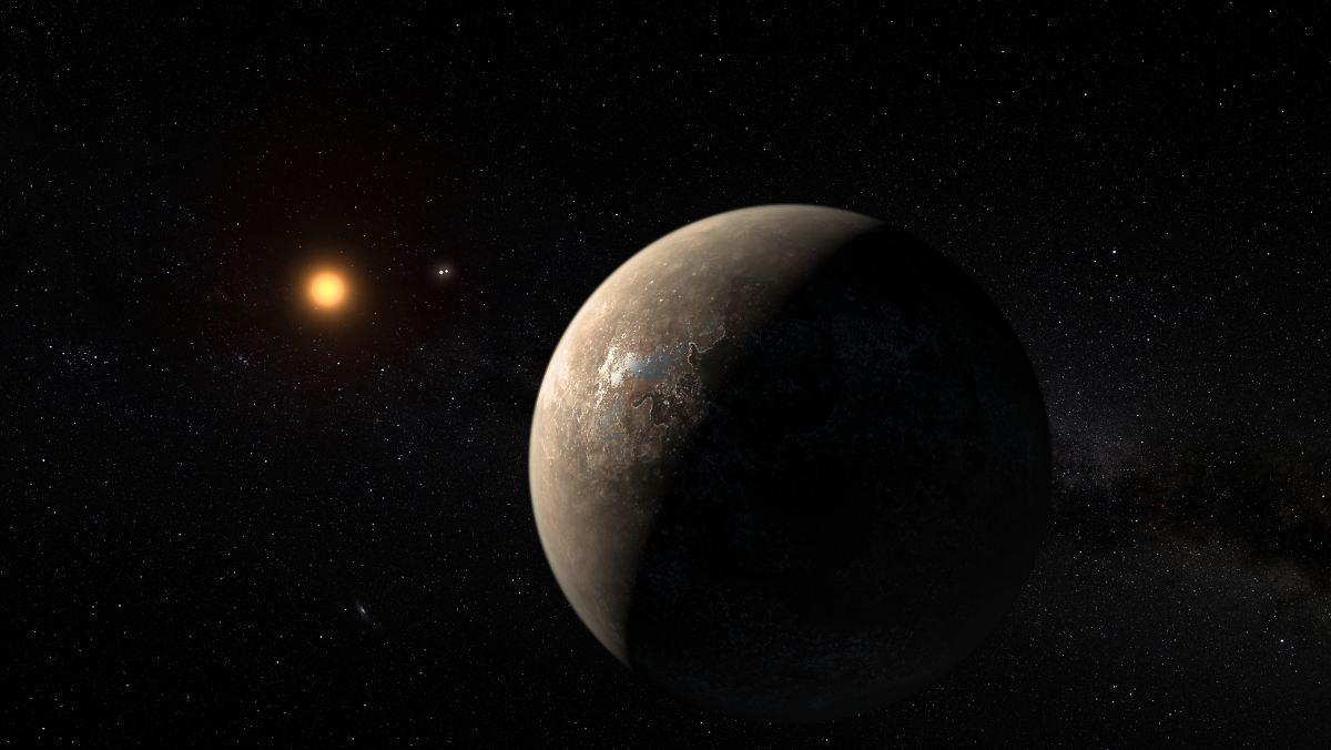 Leben auf Proxima Centauri b?: Forscher entdecken nahen ...