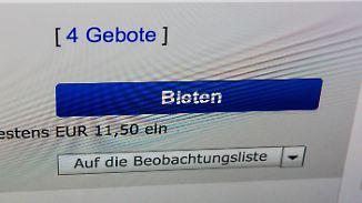 """Urteil des BGH: """"Abbruchjagd"""" bei Ebay ist Rechtsmissbrauch"""
