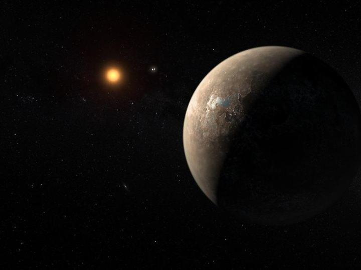 """""""Dies ist der dichteste Planet, den wir jemals finden werden, denn Proxima Centauri ist der nächste Stern zu unserer Sonne"""", sagen Forscher."""