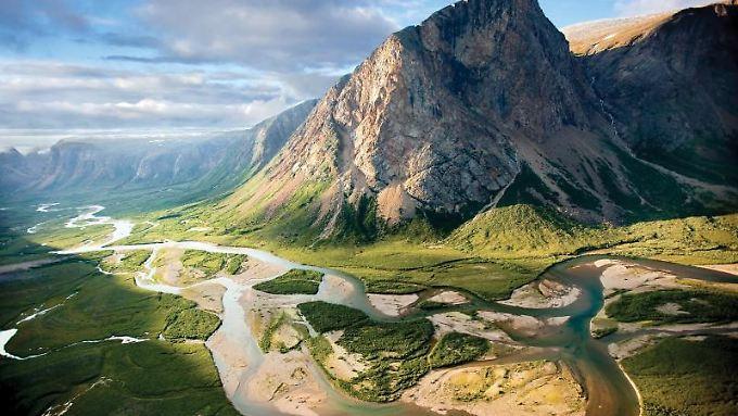In der Provinz Labrador finden Urlauber eine eindrucksvolle Naturkulisse.