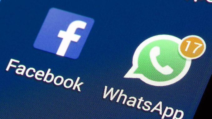 Whatsapp teilt sein Wissen jetzt doch mit Facebook.