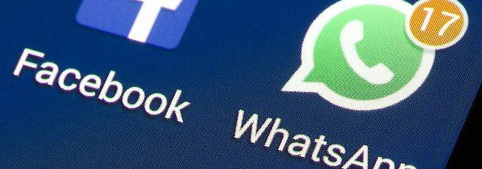 Neue AGB weichen Trennung auf: Whatsapp verrät Nutzerdaten an Facebook