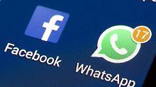 Anordnung gegen Facebook: Whatsapp darf keine Daten weitergeben