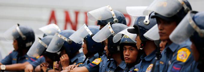 Kampf gegen Abu Sayyaf: Philippinen gehen gegen Islamisten vor