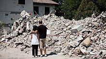 Zahl der Toten in Italien gestiegen: Geld für Erdbebenschutz blieb liegen