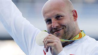 Großartige Geste eines Olympia-Zweiten: Diskuswerfer Malachowski versteigert seine Medaille, um Kind zu retten