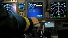 Sie saßen schon im Cockpit: Piloten wollen betrunken in die USA