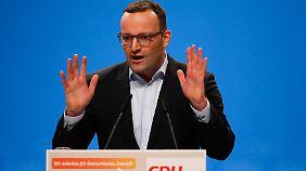 Zur Bundestagswahl 2021 wird Spahn 40 Jahre alt sein.