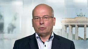 """DPolG-Chef Wendt zur Vollverschleierung: Burka """"ist in aller Öffentlichkeit praktizierte häusliche Gewalt"""""""