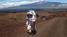 Realitätsgetreues Experiment endet: Deutsche lebte ein Jahr wie auf dem Mars