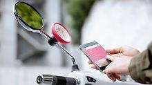 Neben Outdoor- und Fitness-Uhren: TomTom bringt Navi für Roller und E-Bikes