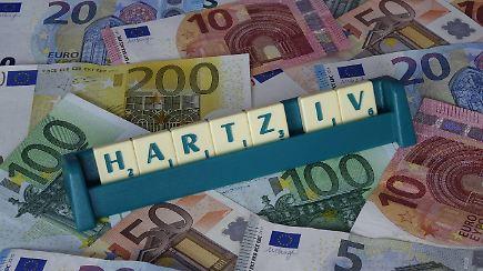 Verfassungsbeschwerde gegen Hartz IV: Wird die Rente vom ...