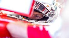 Kritische Situation vor Heimspiel: Die Zweifel an Vettel wachsen