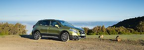 Für preisbewusste Autokäufer könnte sich etwa der Besuch beim Suzuki-Händler lohnen. Bei den Japanern hat sich bereits die deutlich geliftete Ausführung des SX4 S-Cross für den Herbst angekündigt, ...