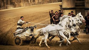 """Neu im Kino: """"Ben Hur"""" kehrt in 3D zurück"""