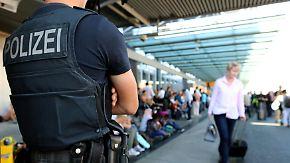 Polizei gibt Entwarnung: Verdächtige Person legt Frankfurter Flughafen teilweise lahm