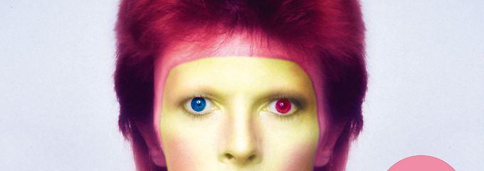 """Der """"Starman"""" mit der Flugangst: Bild-Biografie zeigt Bowie von allen Seiten"""