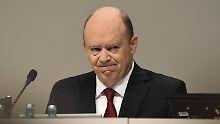 Sparkurs nach Milliardenverlust: Deutsche Bank streicht Vorstand den Bonus