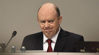 Deutsche Bank im Umbruch: Cryan dementiert Interesse an Commerzbank