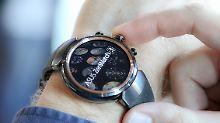 Asus macht jetzt runde Dinger: Zenwatch 3 ist ein Smartwatch-Schmankerl