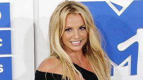 Promi-News des Tages: Britney Spears schwärmt von Brad Pitt
