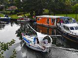 """Wassertourismus in Brandenburg: Schleusen im """"Seenland"""" nerven Besucher"""
