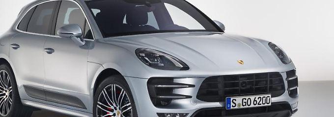 Bereits nach einer Laufleistung von 3300 Kilometern wird auch ein Porsche nicht mehr als Neuwagen angesehen.