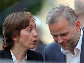 Leif-Erik Holm arbeitete früher für die Berliner AfD-Politikerin Beatrix von Storch.