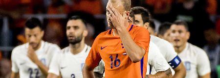 Franzosen setzen Ausrufezeichen: Oranje blamiert sich im Testspiel