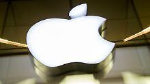 Klage gegen Steuernachzahlung: Apple-Finanzchef: Europa hat den Schaden