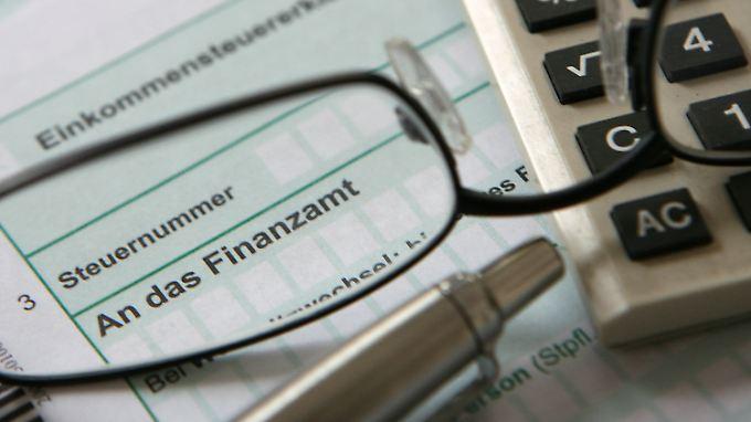 Steuererklärung im Zwei-Jahres-Rhythmus: Wird alles besser?