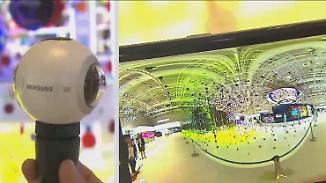 VR-Brillen, Fernseher, ausgefallene Gimmicks: Das sind die Highlights der IFA