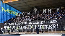 "In Gedenken an verstorbenen Fan: Lilien spielen im ""Jonathan-Heimes-Stadion"""