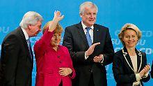 Umfrage: Wem trauen Sie die Merkel-Nachfolge am ehesten zu?