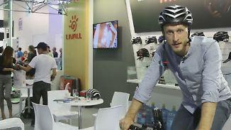 Smart und sicher Radfahren: Livalls Helm ist ein Multitalent