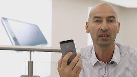 Nicht nur für Frauen: Huawei zeigt Nova-Smartphone