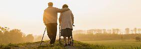 Zu viel Aufregung: Guter Sex kann Gefahr für den Senior sein