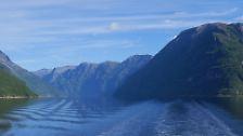 Fjorde, Seen, Wasserfälle und Berge: West-Norwegen bietet spektakuläre Naturphänomene