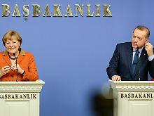 Merkel löst das Incirlik-Problem: Die Vernünftige knickt ein