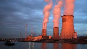 Abkommen zur Atomsicherheit: Hendricks wirbt für Abschalten maroder belgischer AKW