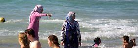 """Verbot verletzt """"Freiheitsrechte"""": Gericht erlaubt Burkini am Strand"""