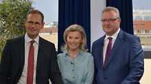 Berlins Große Koalition am Ende?: Müller will sie nicht - Henkel kann nicht