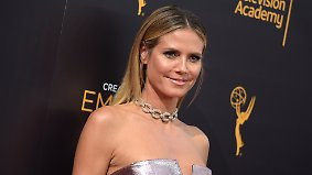 Promi-News des Tages: Heidi Klum hat ein haariges Problem